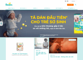 pampers.com.vn