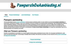 pampersaanbiedingdezeweek.nl