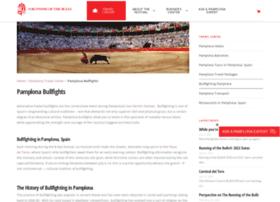 pamplonabullfights.com