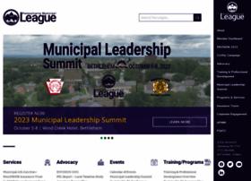 pamunicipalleague.org