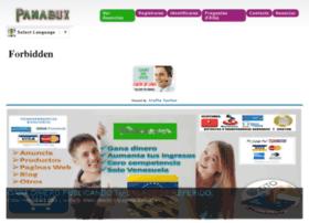 panabux.com.ve