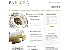 panaceasocialmedia.com