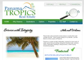 panama-tropics-realestate.com