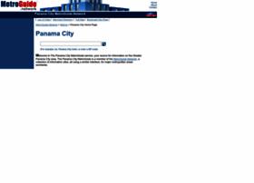 panama.city.beach.metroguide.com
