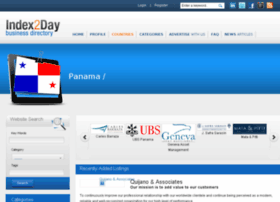 panama.index2day.com