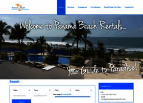 panamabeachrentals411.com