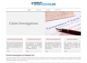 panamacityprivateinvestigator.com
