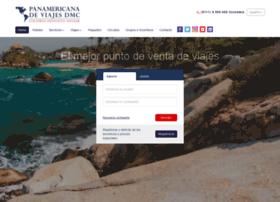 panamericanadeviajes.net