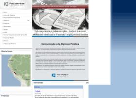 panamericansilver.com.pe