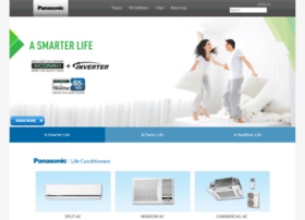 panasoniclifeconditioner.in