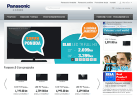panasonicstore.hr