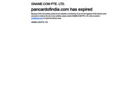 pancardofindia.com
