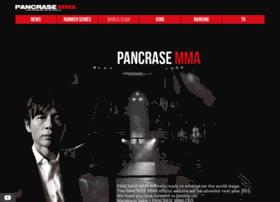 pancrase-fc.com