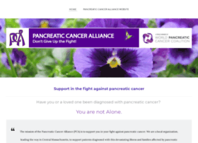 pancreaticalliance.org