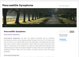pancreatitissymptoms.org