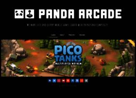 pandaarcade.com