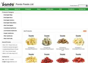 pandafood.com