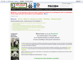 pandas.fr
