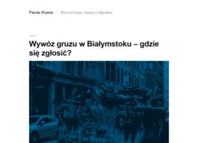 pandawywoz.pl