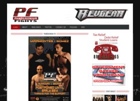 pandemoniumfightclub.com