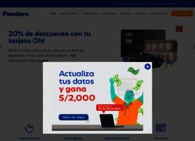 pandero.com.pe