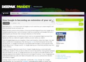 pandeydeepak.com.np