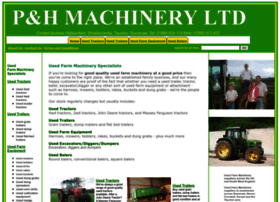 pandhmachinery.co.uk