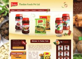 pandianfoods.com