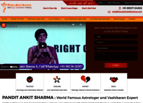 panditankitsharma.com