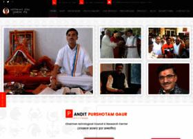 panditpurshotamgaur.com