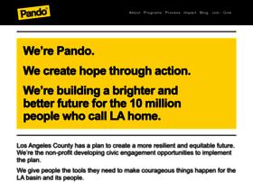 pandopopulus.com