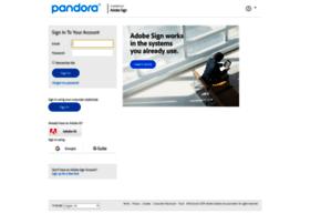 pandora.echosign.com