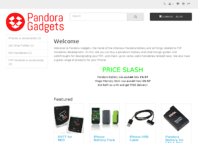 pandoragadgets.co.uk
