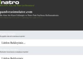 pandorasimulator.com