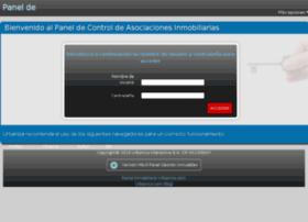 panel.asociacionesinmobiliarias.com
