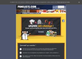 paneliste.com