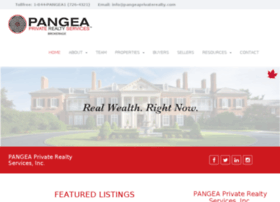 pangeaprivaterealty.com
