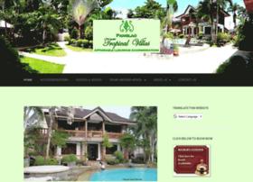 panglaotropicalvillas.com