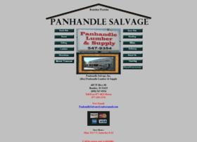 panhandlesalvage.com