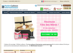 panierscadeauxinternationaux.com
