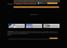 pankajinternational.com