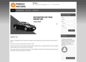 pankajmotors.gaadi.com