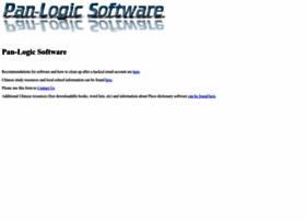 panlogicsoftware.com