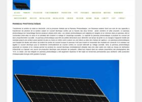 panneau-photovoltaique.com