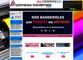 panneaux-banderoles.com