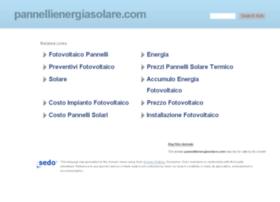 pannellienergiasolare.com