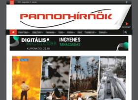 pannonhirnok.com