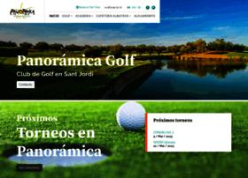 panoramicaclubdegolf.com