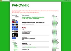 panovnik.blogspot.ro