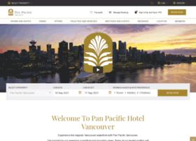panpacificvancouver.com